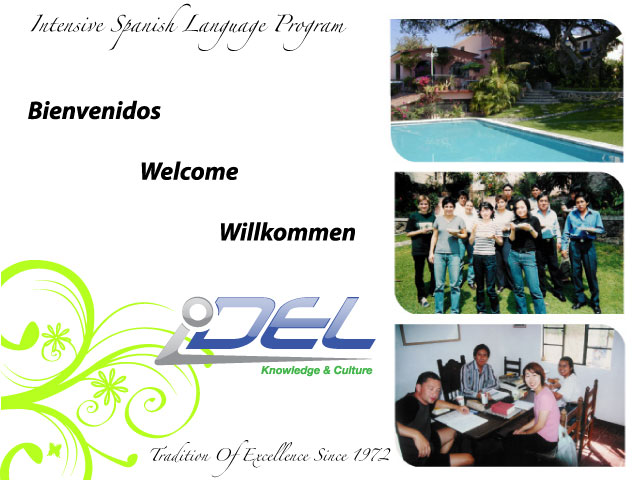 IDEL spanish school in cuernavaca